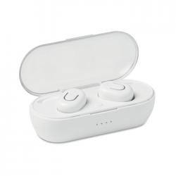 Zestaw 2 bezprzewodowych słuchawek stereo Bluetooth TWS 5.0 - MO9754