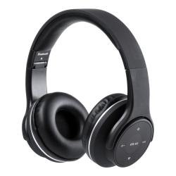 Składane, plastikowe słuchawki bluetooth z wbudowanym akumulatorem - AP721290
