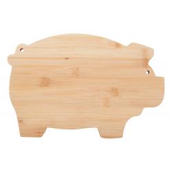 Deska do krojenia w kształcie świnki - AP800417