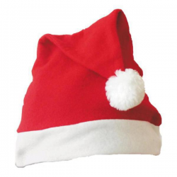 Dziecięca czapka świąteczna - R89064