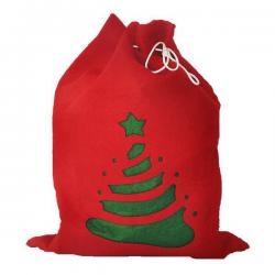 Świąteczny worek na prezenty - R89068