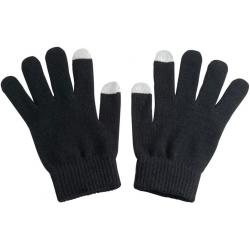 Rękawiczki do obsługi smartfonów, uszyte z miękkiego akrylu - 9876503