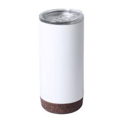 Kubek termiczny ze stali nierdzewnej z podwójną ścianką, 500 ml - AP721400