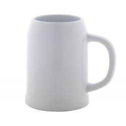 Ceramiczny kufel na piwo, 600 ml - AP721411