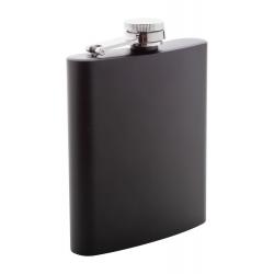 Piersiówka ze stali nierdzewnej z pomalowaną powierzchnią, 200 ml. - AP845183