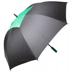 Bardzo duży, automatyczny, wiatroodporny parasol z 8 panelami - AP808415