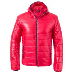 Wodoodporna i wiatroodporna, połyskująca kurtka - AP741909