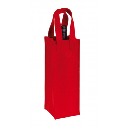 Filcowa torba na butelkę - 56-0820710