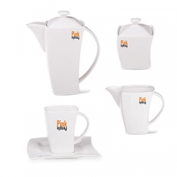 Zestaw do kawy - ROMANTIC COFFEE SET