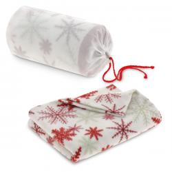 Koc świąteczny polar: 200 g/m² - 99059
