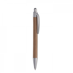 Długopis z kartonowym korpusem - mo8105
