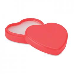 Naturalny balsam do ust w etui w kształcie serca - MO9807