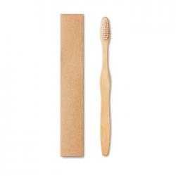 Bambusowa szczoteczka do zębów, włosie z nylonu - MO9877