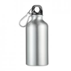Butelka z karabińczykiem, 400 ml. - MO9805