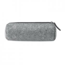Piórnik z filcu zapinany na zamek - MO9819