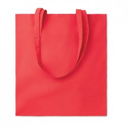 Bawełniana torba na zakupy z długimi uchwytami. 180 gr/m² - MO9846