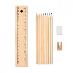 Zestaw kredek i ołówków - MO9836