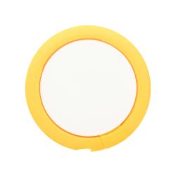 Okrągły, plastikowy uchwyt na telefon z samoprzylepną taśmą - AP810425