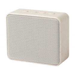Głośnik bluetooth w ekologicznej obudowie ze słomy pszenicznej  - AP721517