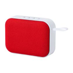 Głośnik bluetooth w plastikowej obudowie z poliestrem - AP721503