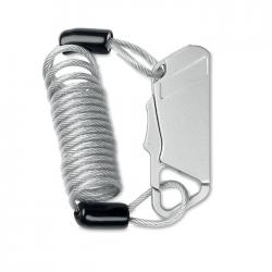 Kłódka bezpieczeństwa z zamkiem numerycznym - MO9767