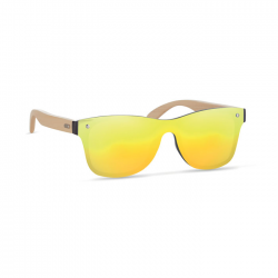 Okulary przeciwsłoneczne z bambusowymi zausznikami  - MO9863