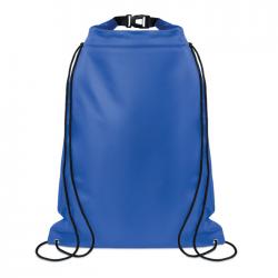 Duża wodoodporna torba ze sznurkiem, z poliestru ripstop 190T - MO9864