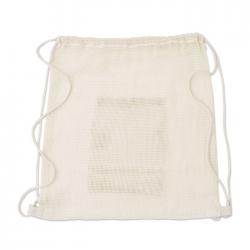 Torba ze sznurkiem z siatki (103 gr/m²) - MO9999