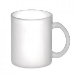 Szroniony, matowy szklany kubek o pojemności 300 ml  - MO6117