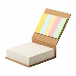 Notatnik z kartonu z recyklingu - AP721494