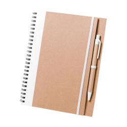 Notatnik ekologiczny A5 z recyklingu - AP791049