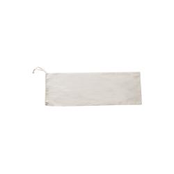 Torba na pieczywo z naturalnej bawełny z zamnknięciem sznurkowym - AP731313