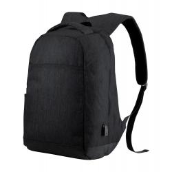 Plecak antykradzieżowy z wieloma przegrodami, wyściełanymi: miejscem na laptop (15'') - AP721326