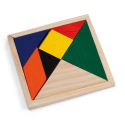 Chińskie puzzle tangram - V7663-99