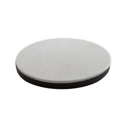 Okrągły magnes na lodówkę z powierzchnią ze stali nierdzewnej - AP873034