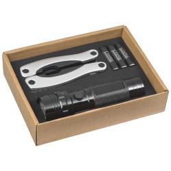 Zestaw przyrząd wielofunkcyjny i latarka - MA 8306203