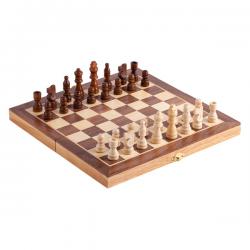 Drewniane szachy - R08854