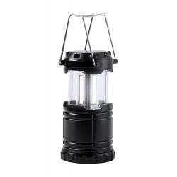 Przenośna lampa kempingowa z metalowych uchwytem - AP721356