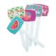 Znacznik plantacyjny w kształcie litery T z nadrukiem full kolor - AP718368