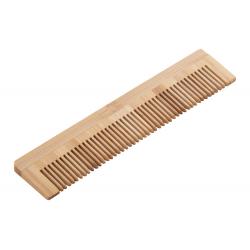 Grzebień bambusowy w pudełku z papieru pakowego - AP809572