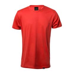 Koszulka sportowa, oddychająca z recyklingu butelek PET - AP721584