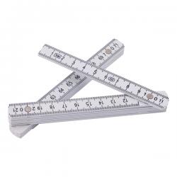 Miara składana ( x10 ) o długości 1 metra - R17604