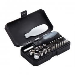 Zestaw narzędzi w plastikowym pudełku - R17726