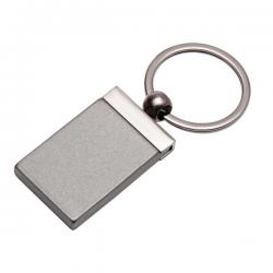 Brelok do kluczy z dużym miejscem na logo - R73168