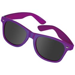 Okulary przeciwsłoneczne w oprawkach z wysokiej jakości plastiku - 5875803