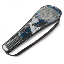 Komplet do badmintona z 2 lotkami - KC6373