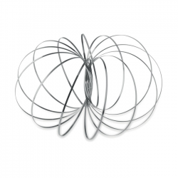 Spinner ring ze stali nierdzewnej - MO9384