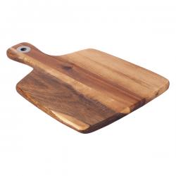 Deska do krojenia wykonana z drzewa akacjowego - R17141