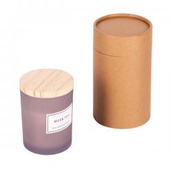 Świeca zapachowa w szklanym pojemniku - R17472