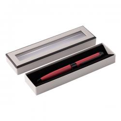 Metalowy długopis w prezentowym pudełku - R01064